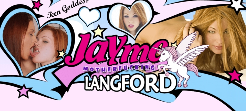Jayme Langford Official Site Logo